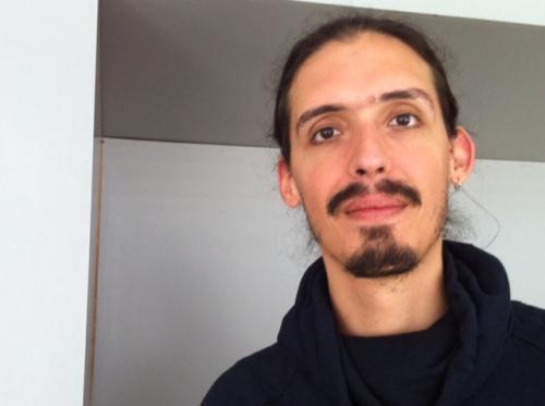 Manuel Aristarán, técnico informático de La Nación (Argentina)