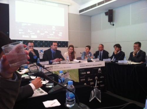 """""""Sessió del 'Big Data' al BDigital Congress"""