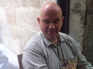 Oriol Comas, comissari de la Fira Dau Barcelona