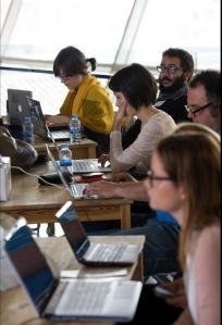 II Jornades de Periodisme de Dades i Open Data CCCB © Miquel Taverna, 2014