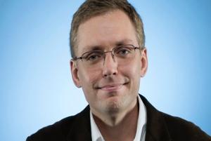 El periodista de datos de Los Angeles Times, Ben Welsh