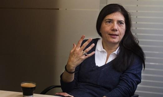 Mavi Sánchez (Foto: Laura Aragó)